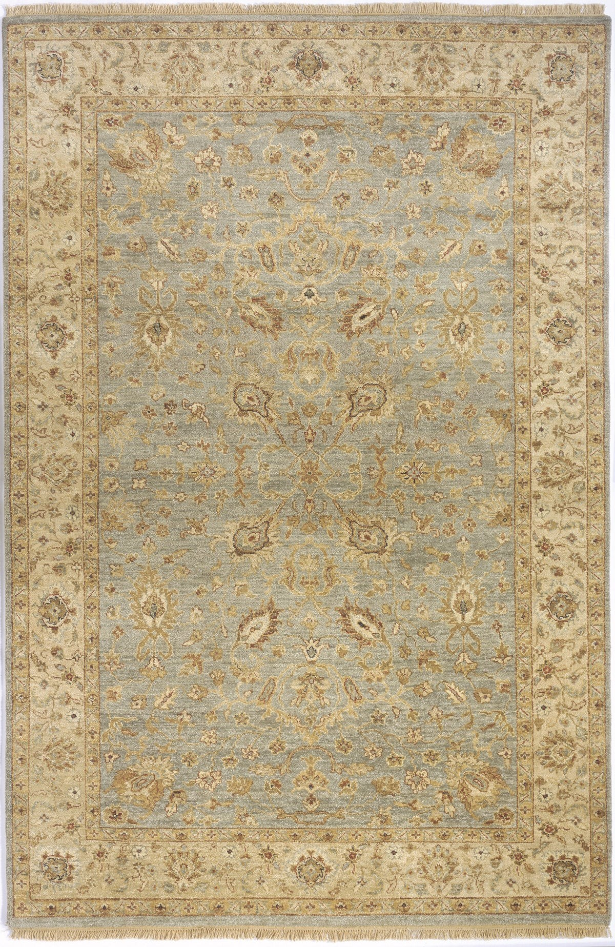 Momeni Palace PC-02 Light Blue Area Rug main image