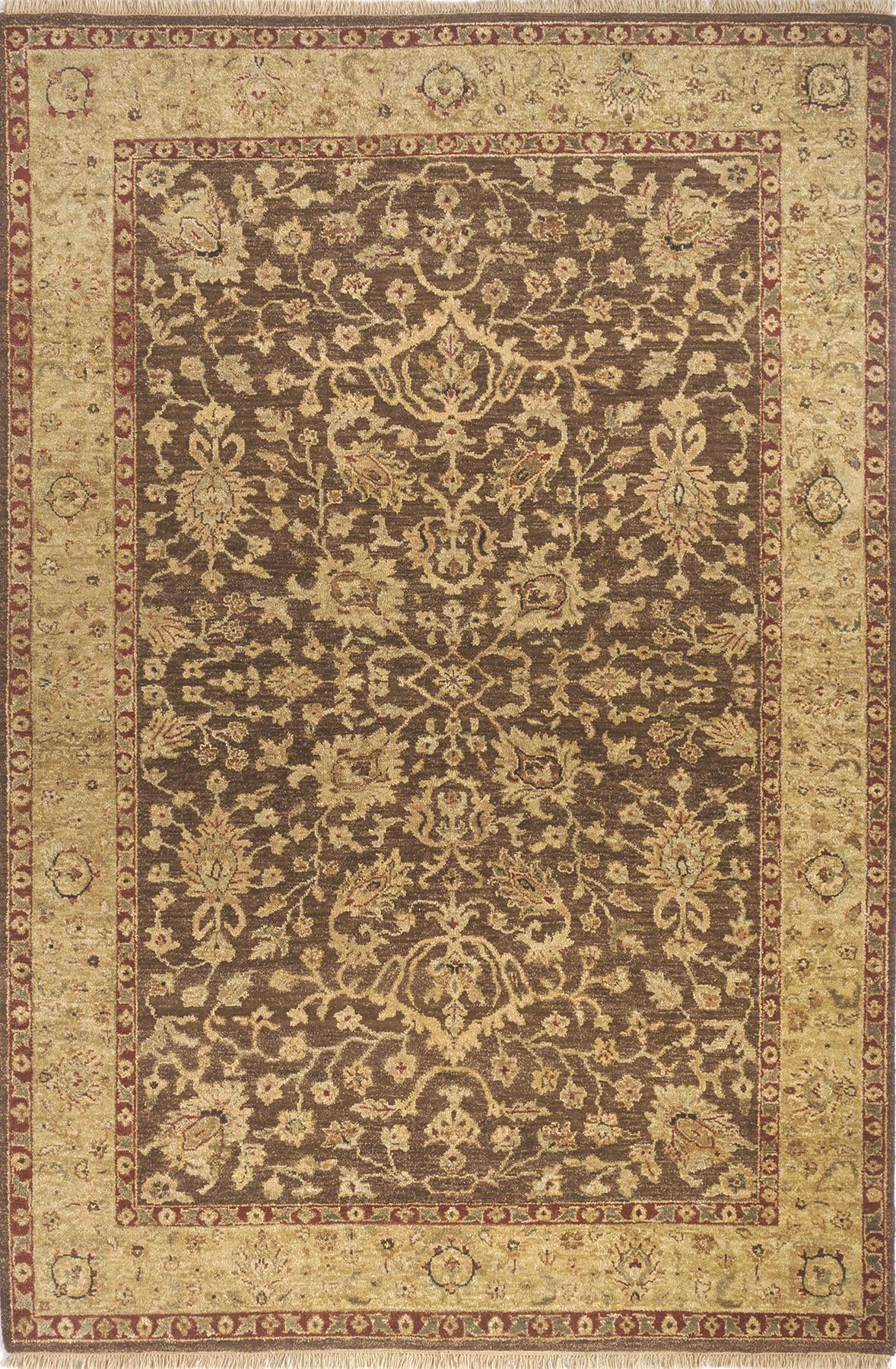 Momeni Palace PC-03 Chocolate Area Rug main image