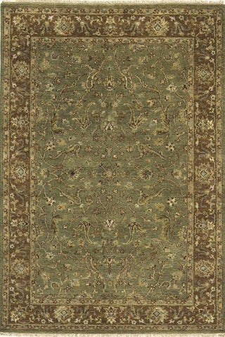 Momeni Palace PC-05 Green Area Rug main image