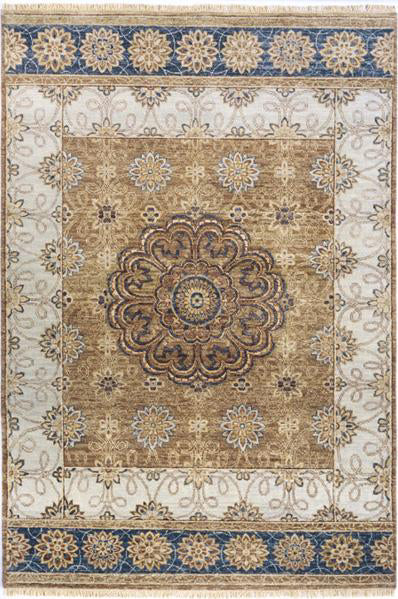 Momeni Palace PC-06 Blue Area Rug main image