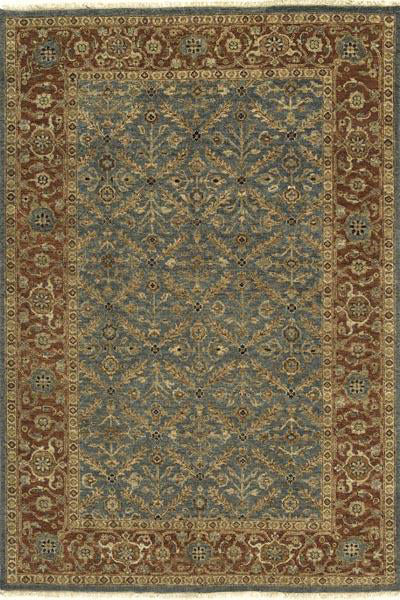 Momeni Palace PC-09 Blue Area Rug main image