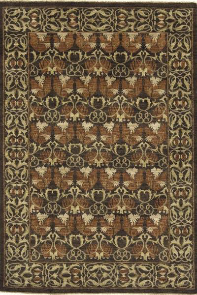 Momeni Palace PC-10 Brown Area Rug main image