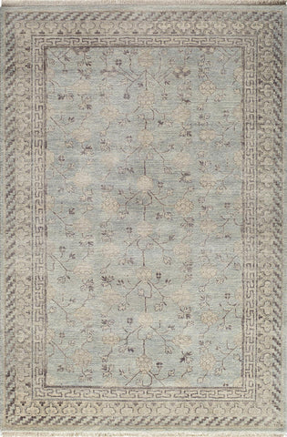 Momeni Palace PC-15 Light Blue Area Rug main image