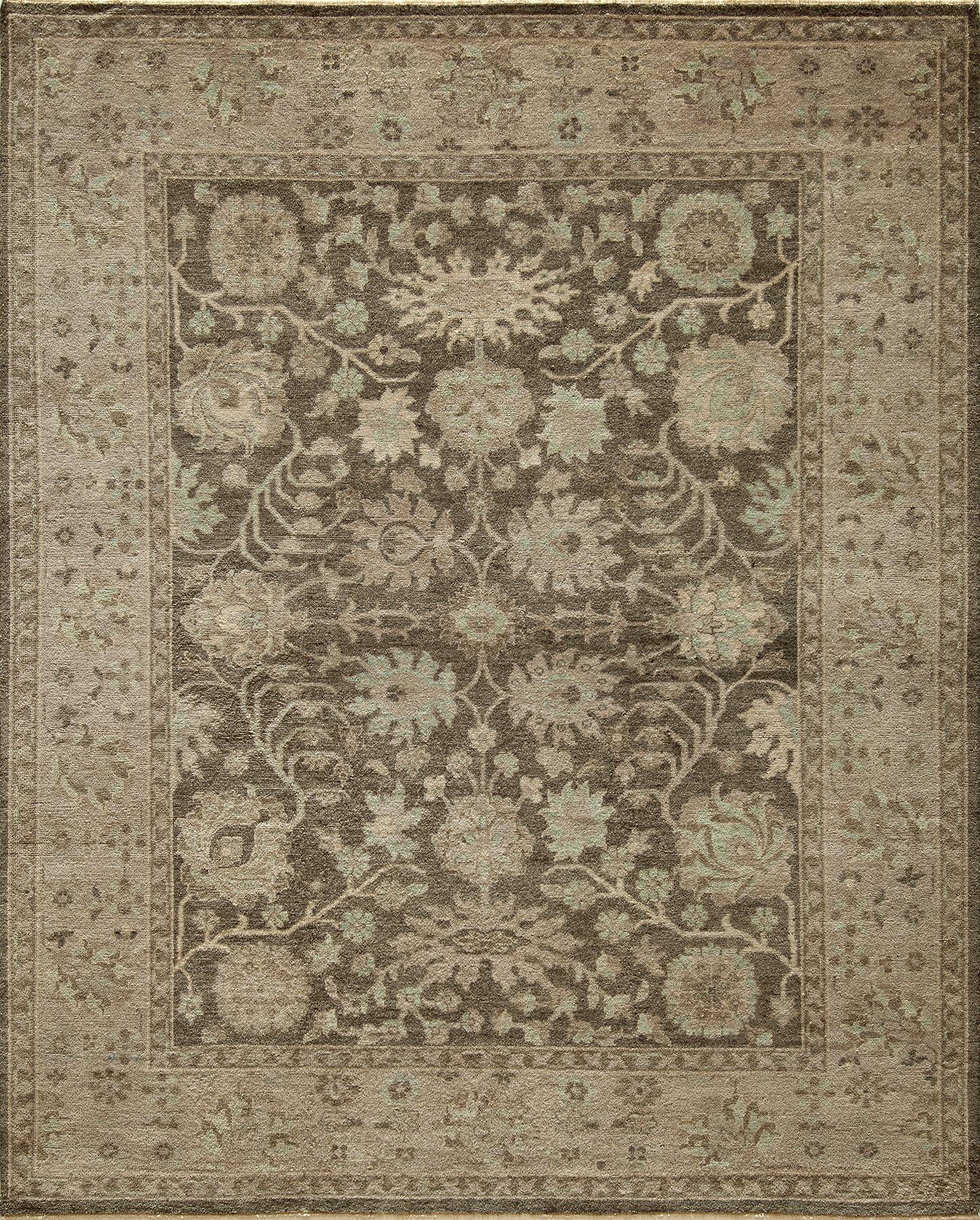 Momeni Patina PT-01 Grey Area Rug main image