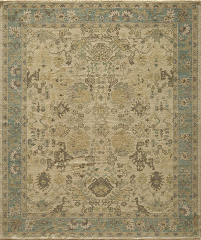 Momeni Patina PT-03 Blue Area Rug main image