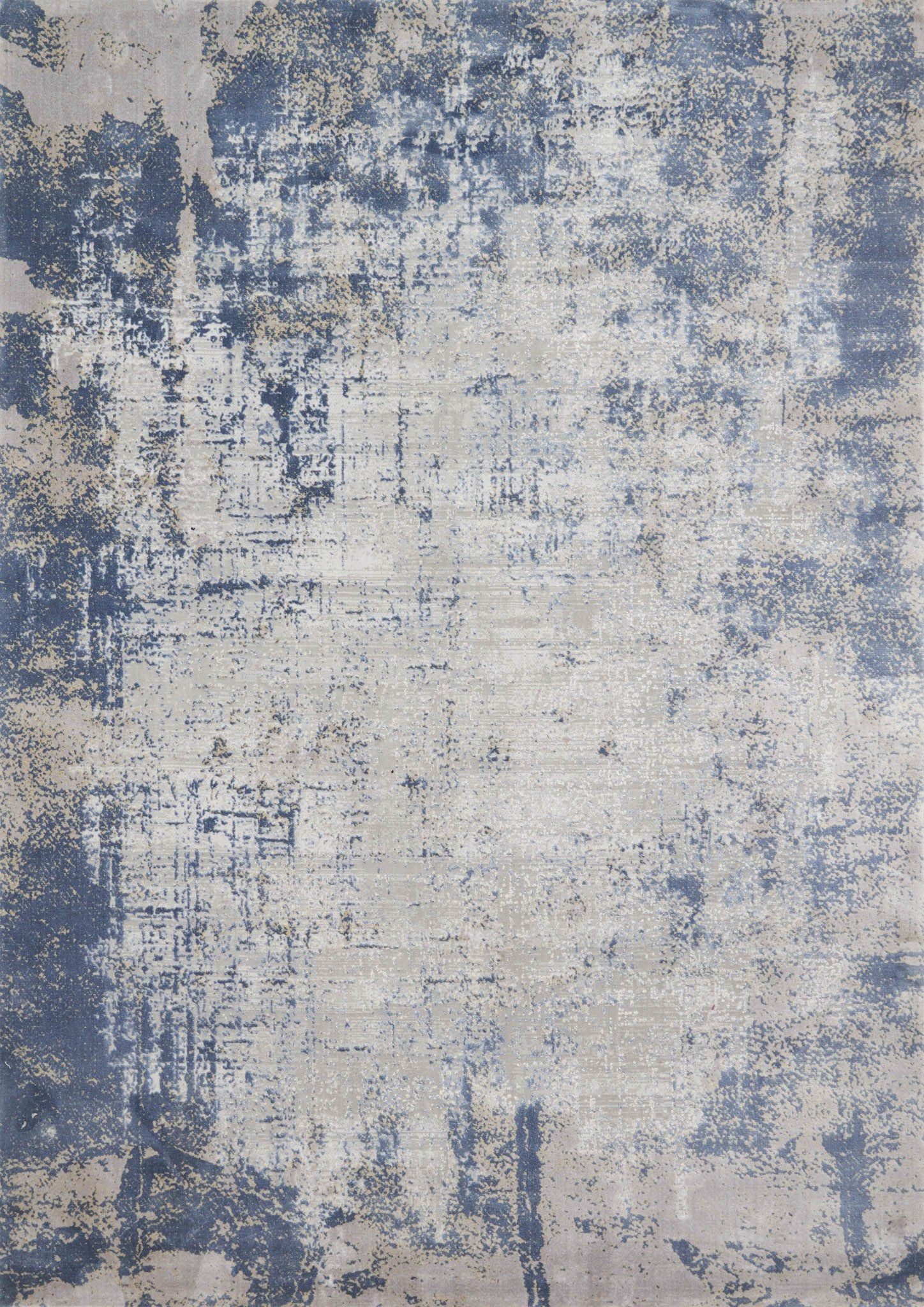 Loloi Patina PJ-01 Denim/Grey Area Rug main image