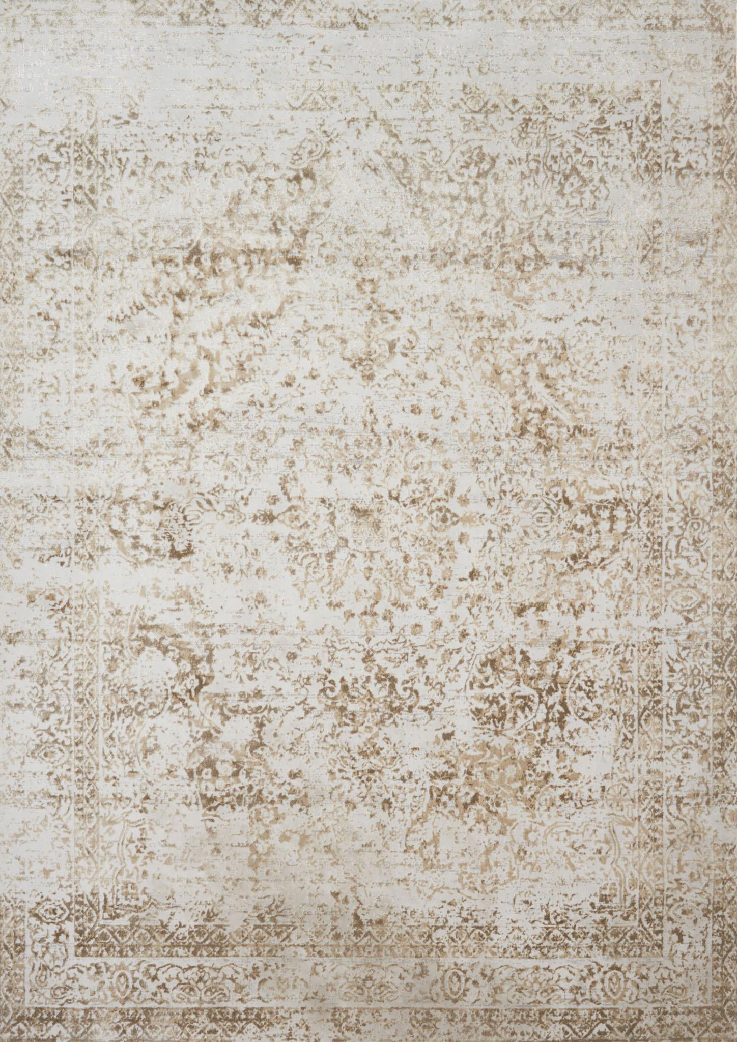 Loloi Patina PJ-03 Champagne/Light Grey Area Rug main image