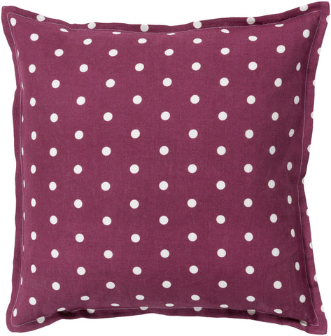 Surya Polka Dot Perfect PD-003 Pillow main image