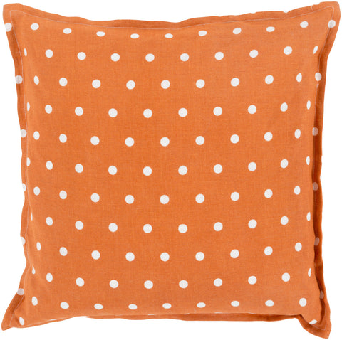 Surya Polka Dot Perfect PD-005 Pillow main image