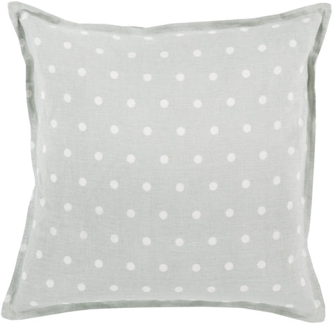Surya Polka Dot Perfect PD-007 Pillow main image