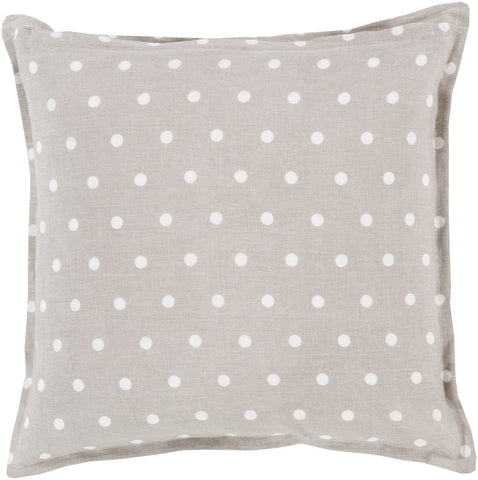 Surya Polka Dot Perfect PD-010 Pillow main image