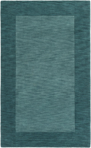 Artistic Weavers Piedmont Park Francis Teal Area Rug main image