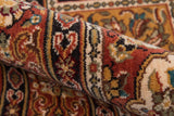 Momeni Persian Garden PG-15 Multi Area Rug Detail Shot