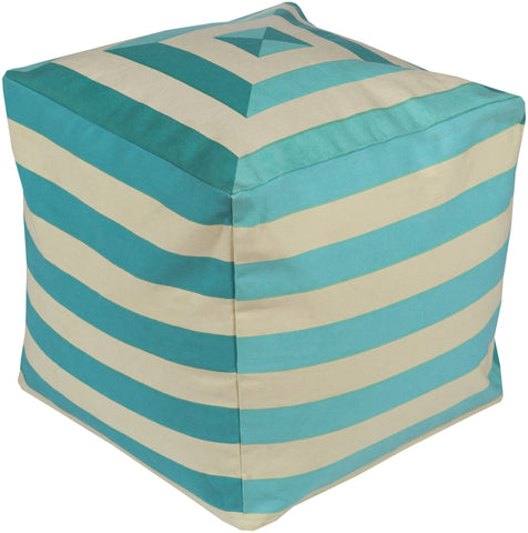 Surya Playhouse PHPF-002 Blue Pouf main image