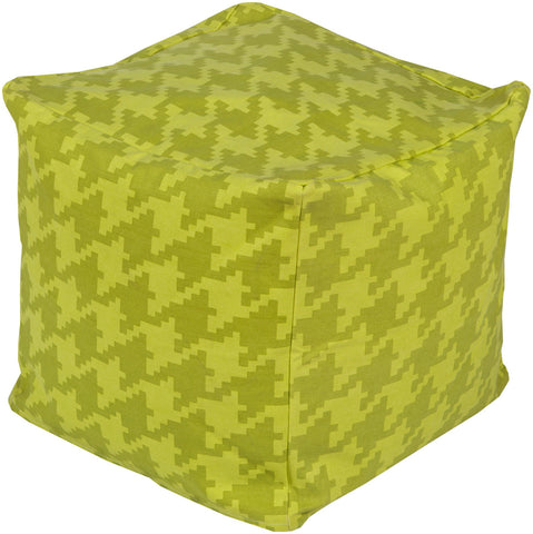 Surya Playhouse PHPF-005 Green Pouf main image