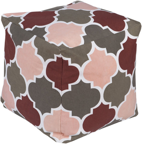 Surya Playhouse PHPF-009 Pink Pouf main image