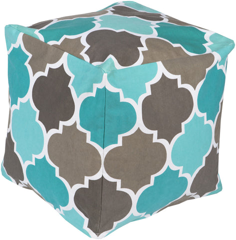 Surya Playhouse PHPF-010 Blue Pouf main image