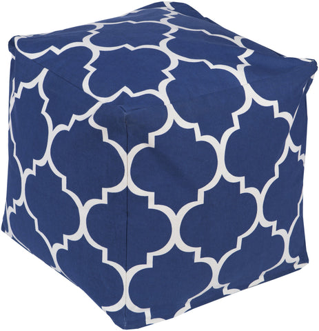Surya Playhouse PHPF-011 Blue Pouf