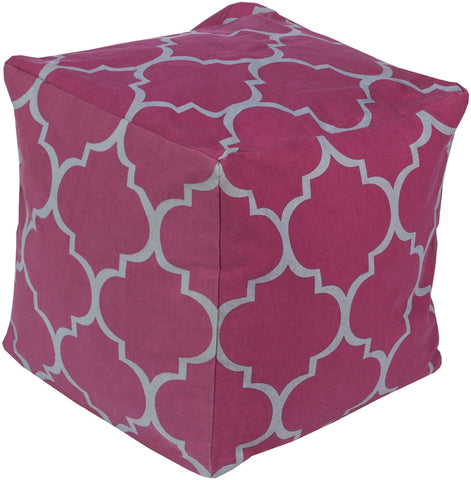 Surya Playhouse PHPF-013 Pink Pouf main image