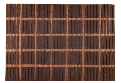 MAT Pico Piano Brown Area Rug main image