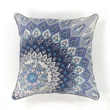 KAS Pillow L112 Blue Starburst main image