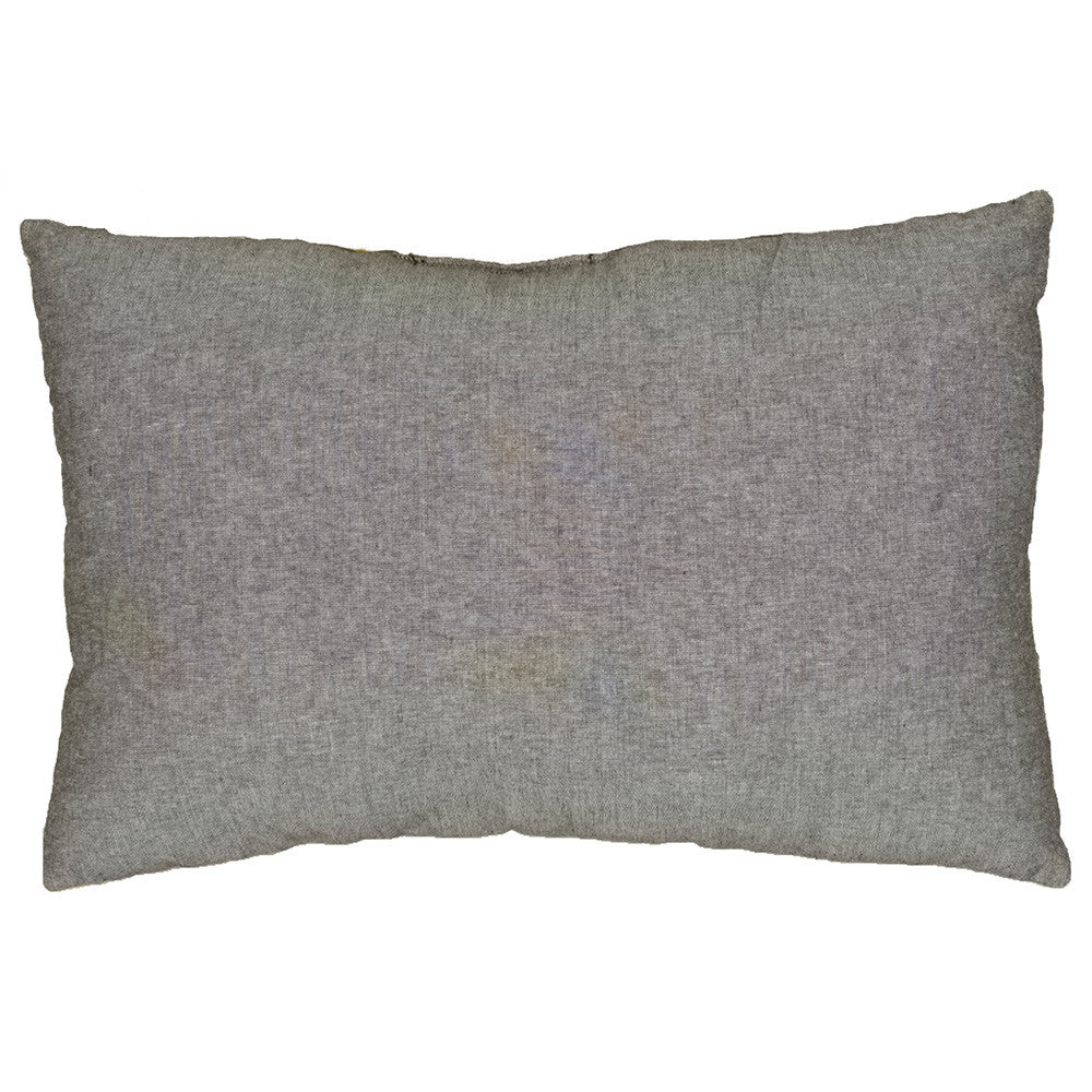 LR Resources Pillows 07233 Gray