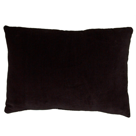 LR Resources Pillows 07236 Black/White
