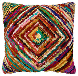 LR Resources Pillows 07272 Multi 20'' X 20'' square
