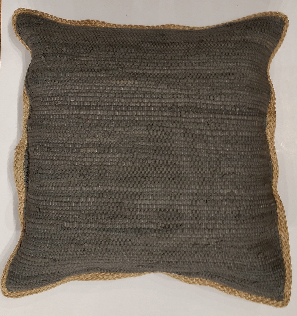 LR Resources Pillows 07281 Dark Grey