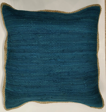 LR Resources Pillows 07282 Blue