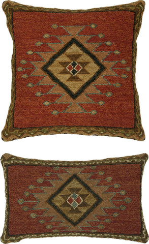 Kalaty Soumak Pillow PL-220 Rust main image