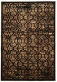 Linon Platinum Collection RUGPM06 Brown/Beige Area Rug main image