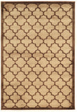 Linon Platinum Collection RUGPM18 Beige/Brown Area Rug main image