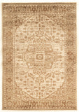 Linon Platinum Collection RUGPM22 Beige/Cream Area Rug main image