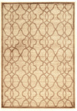 Linon Platinum Collection RUGPM23 Beige/Cream Area Rug main image
