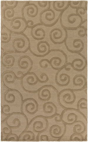 Artistic Weavers Poland Moore Tan Area Rug main image