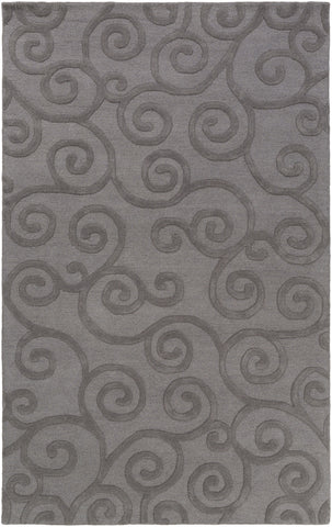 Artistic Weavers Poland Moore Gray Area Rug main image