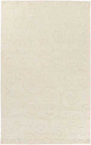 Artistic Weavers Poland Harris Ivory Area Rug main image