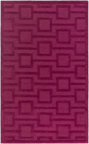 Artistic Weavers Poland Washington Raspberry Area Rug main image