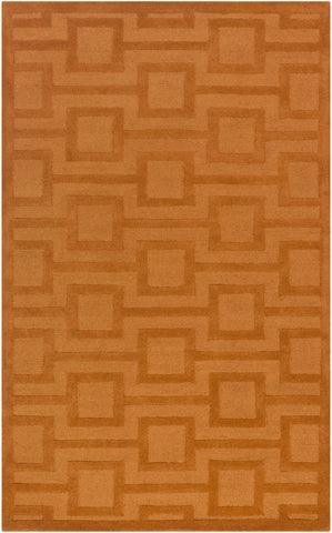 Artistic Weavers Poland Washington Tangerine Area Rug main image