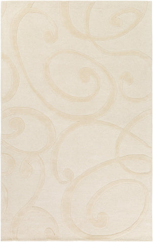 Artistic Weavers Poland Bailey Ivory Area Rug main image