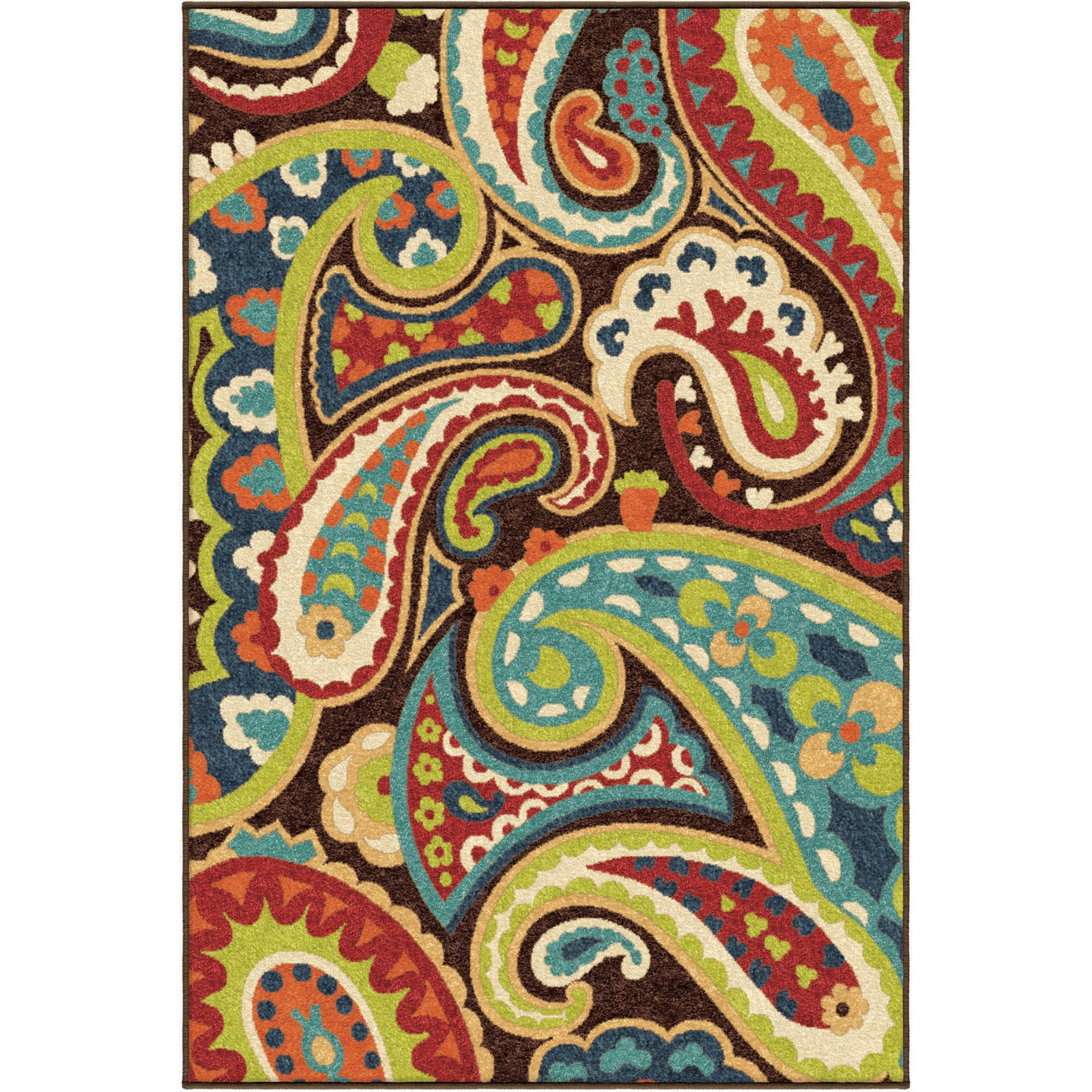 Orian Rugs Promise Monteray Multi Area Rug main image