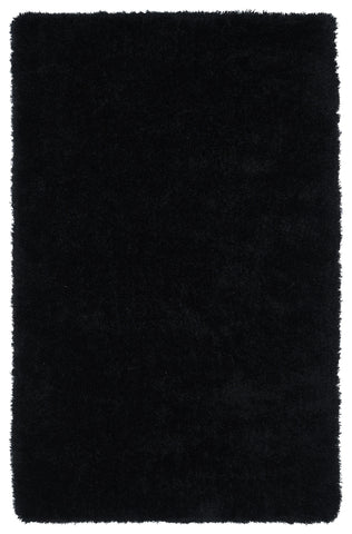 Kaleen Posh PSH01-02 Black Area Rug