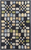 Surya Peerpressure PSR-7013 Gray Area Rug by Mike Farrell