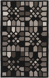Surya Peerpressure PSR-7014 Charcoal Area Rug by Mike Farrell