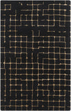 Surya Pursuit PUT-6000 Charcoal Area Rug by Mike Farrell main image