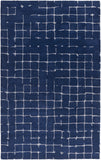 Surya Pursuit PUT-6004 Navy Area Rug by Mike Farrell