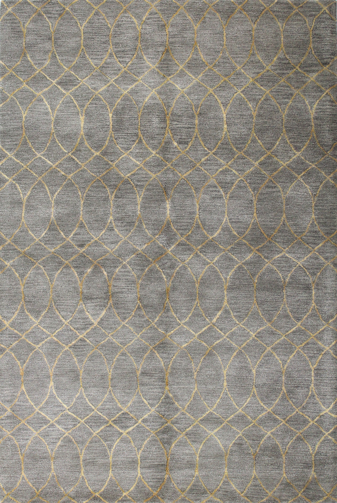 Bashian Greenwich R129-HG300 Grey Area Rug main image