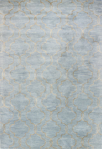 Bashian Greenwich R129 Hg238 Azure Area Rug Incredible