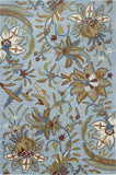 Bashian Valencia R131-AL101 Light Blue Area Rug